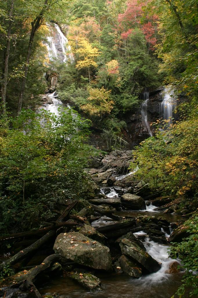 Anna Ruby Falls Old Mountain Men