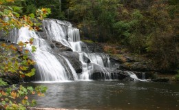 Cane Creek Falls 1049