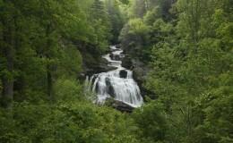Cullasaja Falls 0722