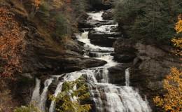 Cullasaja Falls 0557