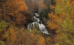 Cullasaja Falls 0567