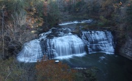 Middle Burgess Falls 5300