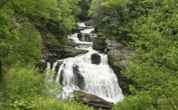 Cullasaja Falls 0695